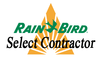Aquascapes Irrigation, LLC is a Rain Bird Select Contractor
